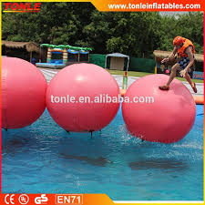 water big balls water big obstacle