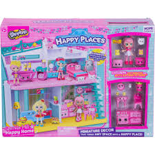 Home Decor Places Shopkins Happy Places Sparkle Hill Happy Home Walmart Com