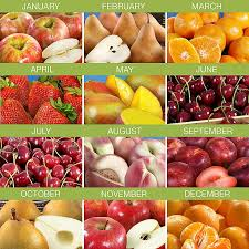 monthly fruit delivery 100 flowers for the months of the year monthly flower