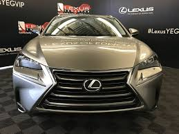 lexus atomic silver 2016 used 2016 lexus nx 200t 4 door sport utility in edmonton ab l13649a