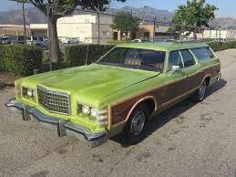 green ford station wagon 1978 ford country squire station wagon double u2013 moviemachines