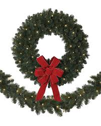 wreaths and garlands on sale treetopia