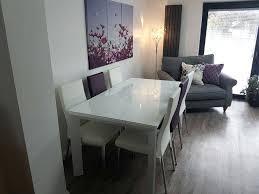 ikea glivarp extendable table extendable dining table modern glass extendable dining table