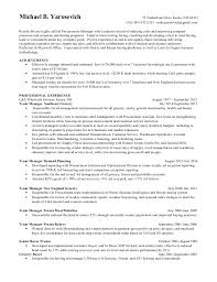Demand Planner Resume Sample by Demand Planner Resume Examples Contegri Com