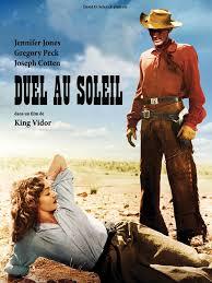 film de cowboy duel au soleil 1949 old film pinterest jennifer jones