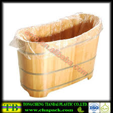 Disposable Bathtub Liners Disposable Plastic Bathtub Liner For Children View Plastic