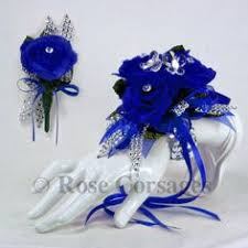 royal blue corsage blue orchid corsage for prom for a royal blue dress prom