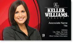 Keller Williams Business Cards Dark Keller Williams Business Card Template Design Keller