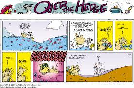 hedge original comic strip images hedge