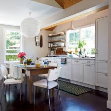 our best coastal makeovers coastal living opened airy kitchen