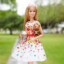 Barbie Style Doll Reviews And by The Barbie Look Barbie Doll Park Pretty Dvp55 Barbie