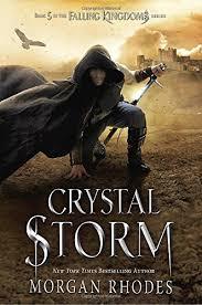 crystal storm book price comparison morgan rhodes 9781595148223