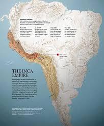aztec mayan inca map mrsswansonsclass inca and aztec