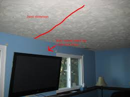 data wiring how do i run cable through my ceiling home