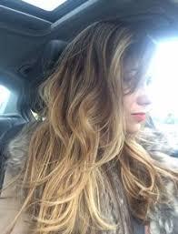 hairstyle on newburry street dark brown ombré hair james joseph salon on newbury st boston