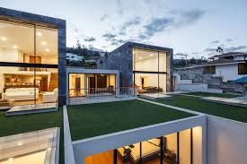 Single Family Home Designs Four Single Family Homes That Have A Direct Relationship Visual