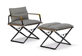 Dedon Patio Furniture by Dedon Seax Lounge Chair Jean Marie Massaud Outdoor Chairs