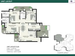 floor plan u2013 lotus arena 7 project sector 79 noida