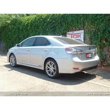 buy lexus hs 250h hellabargain 2010 lexus hs 250h hybrid with elegance wow