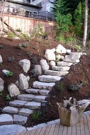 Steep Hill Backyard Ideas 19 Best Backyard Landscapes Images On Pinterest Landscaping