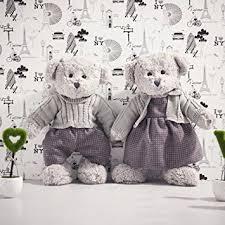 jeux de amoure dans la chambre vercart nounours bourriquet amoureux ours en peluche habillé teddy
