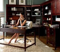 Masculine Home Office by Office Furniture Home Office Furniture Collections Nice Office