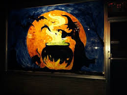 Halloween Window Lights Decorations - best 25 halloween window ideas only on pinterest halloween