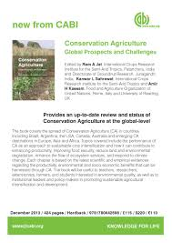 fao ag conservation agriculture