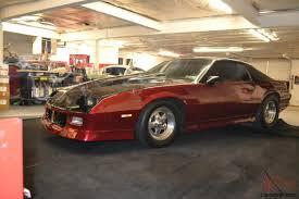 88 camaro iroc z for sale chevrolet camaro iroc z t tops 5 speed