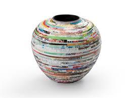 vases designs paper vases for flowers oval glass shapes paper