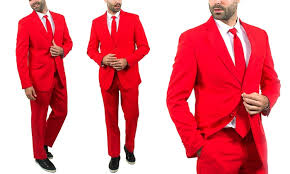 christmas suits men s christmas suits groupon goods