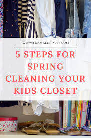 spring cleaning closet 5 steps for spring cleaning your kids closet teach workout love