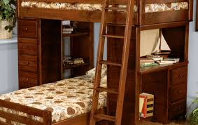 Bunk Bed With A Desk Underneath by Beds With Desks Underneath Nz Boston Loft Bunk With Single Bed
