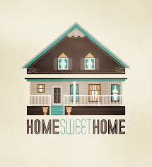Home Graphic Design Graphic Design At Home Home Sweet Home - Graphic design from home