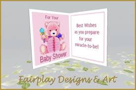 wishes for baby cards second marketplace fda best wishes baby shower card girl