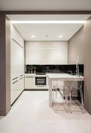 best images about kitchen pinterest islands marbles and hotel vorobyovy minimalist apartment with strong design rhythm alexandra fedorova small kitchen designssmall