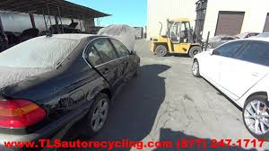 parting out 2004 bmw 330xi stock 6320bk tls auto recycling