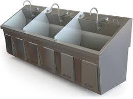 Scrub Sink series scrub sink