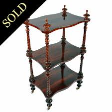 Etagere Antique Victorian Rosewood Etagere Antique Rosewood Whatnot