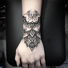 81 fancy mandala tattoos on wrist