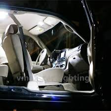 volkswagen tiguan white interior 10xcanbus xenon white interior led light kit for vw volkswagen