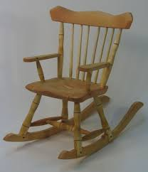 Nursery Glider Rocking Chairs by Furniture Identfying Antique Wooden Oak Baby Rocking Chair The