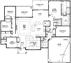 custom ranch floor plans 1663 clairmont floor plan ranch house view sizefloor plan