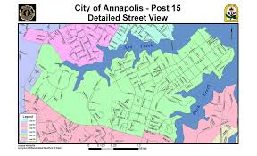 Crime Spot Map Overall Crime In Annapolis Down But Residents Still Feel Unsafe