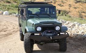 icon land cruiser icon toyota fj44 four door for sale only 157 000 truck trend news