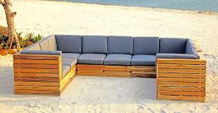 pacific coast luxury manufacturer high quality teak patio