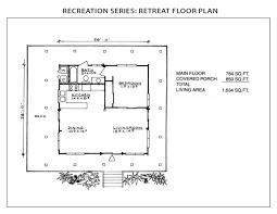 retreat floor plan recreation series ihc