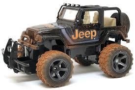jeep mud amazon com new bright 1 15 jeep wrangler mud slinger radio