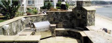 How To Design An Outdoor Kitchen Preferred Properties Landscaping Masonry Outdoor Living