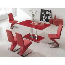 cheap red dining table and chairs glass dining table with red chairs bass extending glass dining table